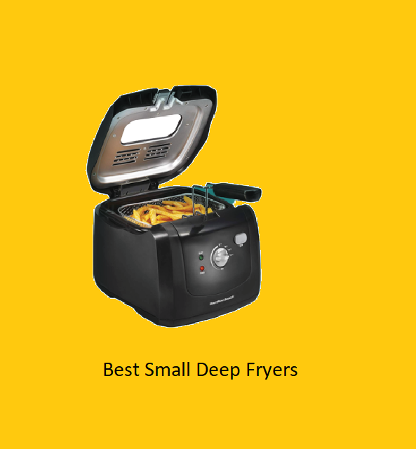 Best Small Deep Fryers